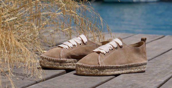 ALPARGATAS, el calzado de todo el año.